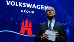 """Volkswagen en forme mais le """"Dieselgate"""" pèse lourd"""