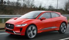 Jaguar I-Pace : déjà en route