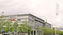 Perquisitions chez Audi en pleine conférence de presse