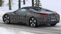 La BMW i8 Spyder se rapproche