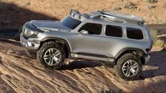 Mercedes : le petit SUV GLB en 2019