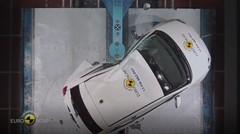 Sécurité : en 2017, déjà trois modèles sous les 4 étoiles aux tests Euro NCAP