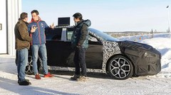 Thierry Neuville a testé la Hyundai i30 N en Suède