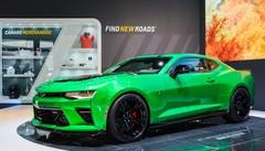 Chevrolet Camaro Track Concept : pour se faire une 1LE à la carte