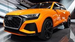 Audi Q8 Sport Concept : le futur SQ8 presque incognito