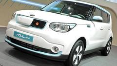 Autonomie accrue à 250 km pour la Kia Soul EV