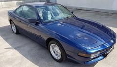 Marche arrière : La BMW 850i