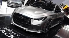 Infiniti Q60 Project Black S : Renault F1 s'en mêle