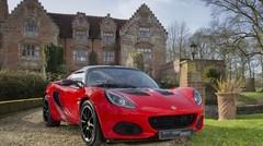 Régime drastique pour la nouvelle Lotus Elise Sprint