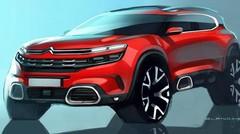 Le futur Citroën C5 Aircross commercialisé à l'automne 2017