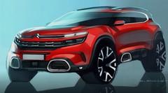 C5 Aircross : Citroën dévoile les lignes de son futur SUV