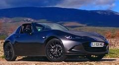 Essai Mazda MX 5 RF