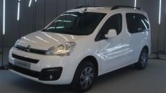 Citroën E-Berlingo Multispace : low battery