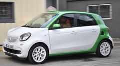 Essai Smart Forfour ED : la Renault Twingo électrique qu'on n'aura jamais
