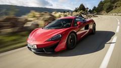 McLaren : les remplaçantes des 570S et 540C dotées d'un V6 hybride ?