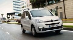 Citroën E-Berlingo Multispace : Il passe à l'électrique