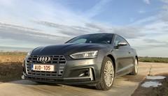 Essai Audi S5 2017 : La main de fer dans un gant de velours…