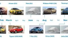 Les dix futures Volkswagen de 2017