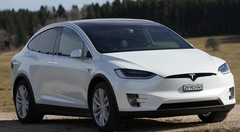 Essai Tesla Model X 90D : J'ai roulé en navette spatiale !