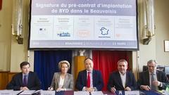 Le chinois BYD va fabriquer des autobus électriques en France