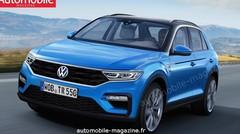 Le SUV compact Volkswagen T-Roc débarque dès 2017