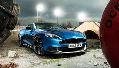 Essai Aston Martin Vanquish S : Hercule et la belle