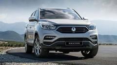 SsangYong Rexton: un SUV imposant et haut de gamme