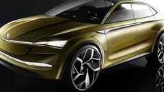 Vision E : le premier concept électrique de Škoda