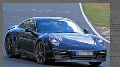 Porsche : la future 911 en phase de tests