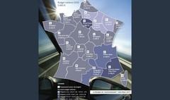Quel est le budget moyen de l'automobiliste dans votre région?