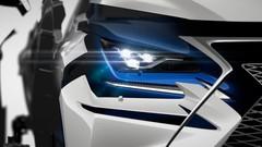 Lexus NX : un restylage attendu pour le salon de Shanghai