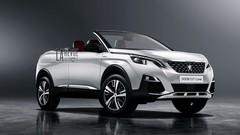 Peugeot confirme l'arrivée d'un 3008 Cabriolet
