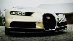 Bugatti Chiron : un essai qui dépasse l'impensable !