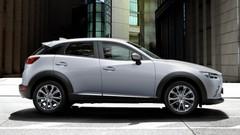 Mazda CX-3 Exclusive Edition 2017 : Une série spéciale pour le millésime 2017