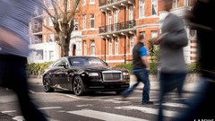 Rolls-Royce Wraith Inspired by British Music : une ode au Rock'n Roll