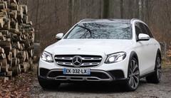 Essai Mercedes Classe E Break 220D 4Matic All-Terrain 2017 : Une étoile sur coussin d'air