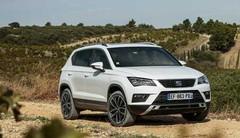 Suzuki Vitara S et Seat Ateca lauréats essais 2015