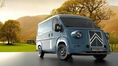 Le fourgon Citroën Type H s'offre une deuxième vie