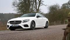 Essai Mercedes Classe E 400 Coupé : l'épicurienne