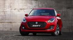 Un poids record pour la prochaine Suzuki Swift Sport ?