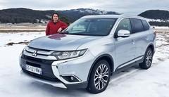 Essai Mitsubishi Outlander 2017 : ne pas l'oublier