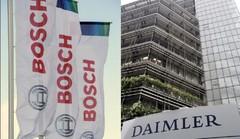 Bosch et Daimler vont coopérer pour développer une voiture autonome
