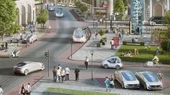 Bosch avec Daimler pour la voiture autonome
