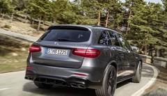 Mercedes-AMG GLC 63 : Un V8 pour le SUV à L'Etoile