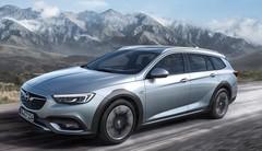 L'Opel Insignia Country Tourer 2017 se dévoile déjà