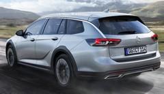 Opel Insignia Country Tourer : la baroudeuse