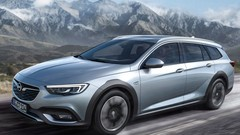 Opel Insignia Country Tourer : Version des champs