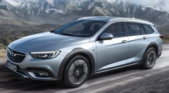 Nouvelle Opel Insignia Country Tourer : la clé des champs