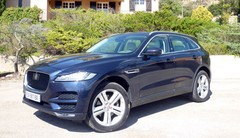 Essai Jaguar F-Pace Diesel 300 ch : Le SUV de mylord est avancé !