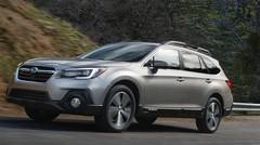 Subaru Outback 2018 : Subtil lifting